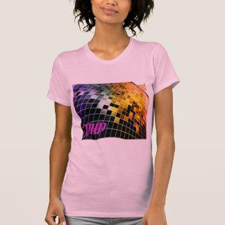 PHP- Purple Orange Sunset wave T-Shirt