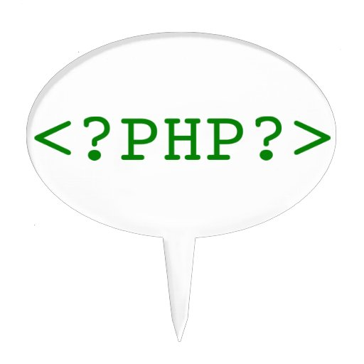 PHP Tags Cake Pick