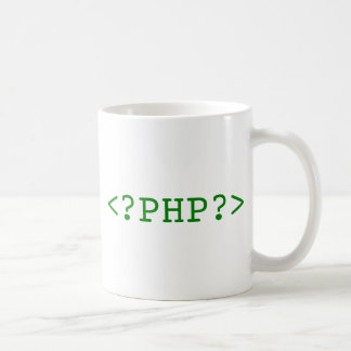 PHP Tags Mugs