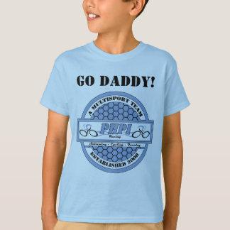PHPI circle.jpg, Go Daddy! T-Shirt