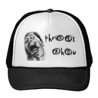 phr34k2h0w trucker hat