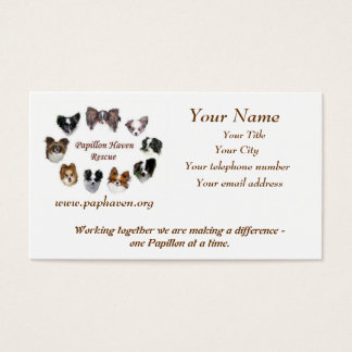 PHR Business Card