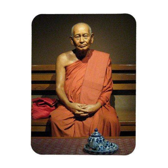 Phra Dhammayanmuni ... Buddhist Monk Magnet