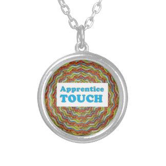 phrase: APPRENTICE TOUCH - Secret Code word Pendant