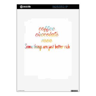 Phrase Decal For iPad 2
