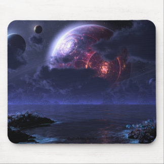Phraxis Moon Mousepad