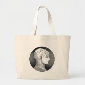 Phrenology Jumbo Tote Bag