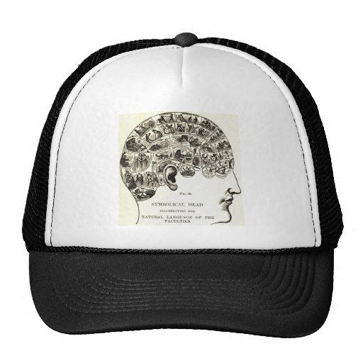 Phrenology Trucker Hat
