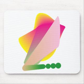 Phresh enrrollado colorido mousepad