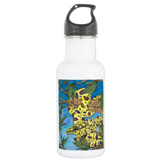 Phryne the Python Stainless Steel Water Bottle