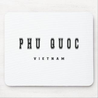Phu Quoc Vietnam Mouse Pad