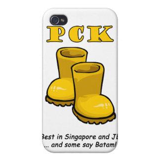 Phua Chu Kang iPhone 4/4S Cover