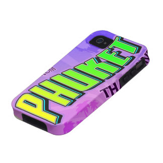 PHUKET Case-Mate iPhone 4 CASE