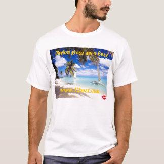 Phuket gives me a Buzz T-Shirt