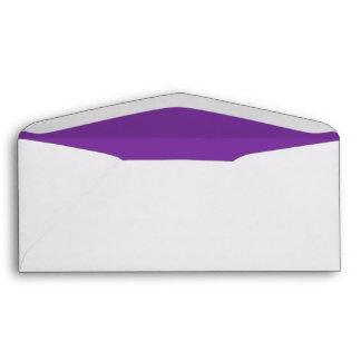 Phuket Purple Royal Violet Indigo Envelopes