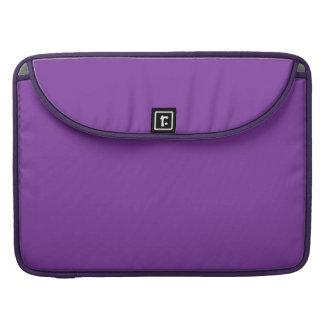 Phuket Purple Royal Violet Indigo Sleeve For MacBooks