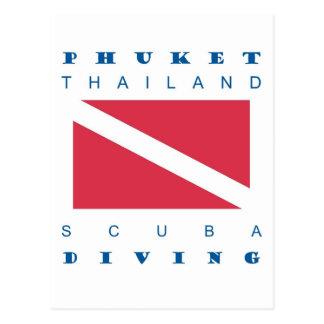 Phuket Tailandia Postal