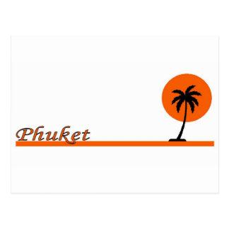 Phuket, Tailandia Tarjetas Postales