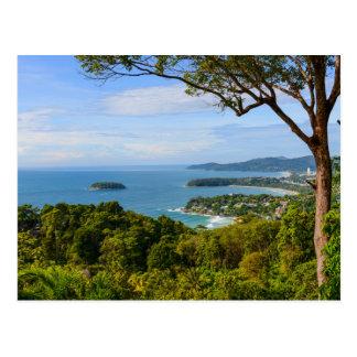 Phuket Thailand - Kata Beach Postcard