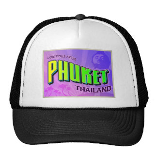 PHUKET TRUCKER HAT