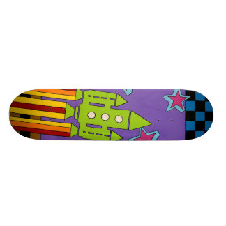 """""""Phunky Ryde"""" Skate Decks"""