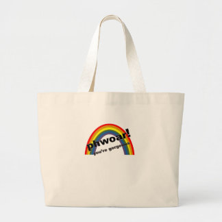 Phwoar - You're Gorgeous Large Tote Bag