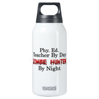 Phy. Ed. Teacher Thermos Water Bottle