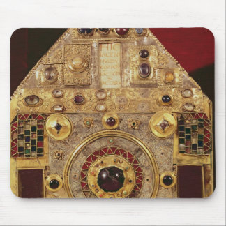 Phylactery or pentagonal reliquary mouse pad