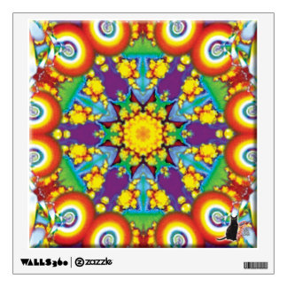 Phyletic Kaleidoscope Wall Sticker