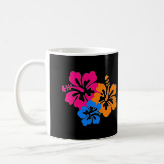 Phyllis Hibiscus Customizable Mug