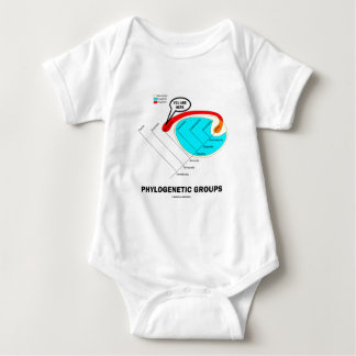 Phylogenetic Groups (Mammalia) You Are Here Baby Bodysuit