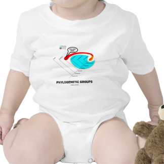 Phylogenetic Groups Mammalia You Are Here Shirts