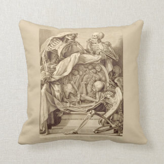 Phylosophy of Death American MoJo Pillow