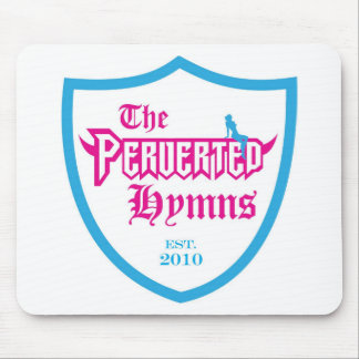 PHymns Logo Mouse Pad