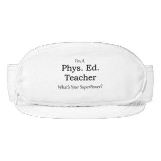 Phys. Ed. Profesor Visera