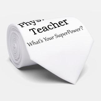 Phys. Ed. Teacher Neck Tie