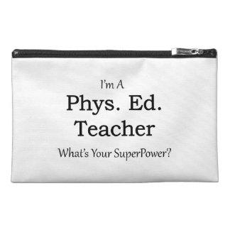 Phys. Ed. Teacher Travel Accessories Bag