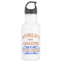 Phys. Ed. Teacher Water Bottle