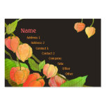 Physalis Business Cards