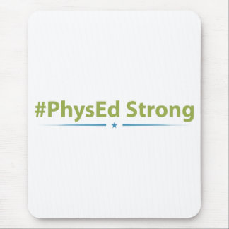PhysEd Strong Mouse Pad
