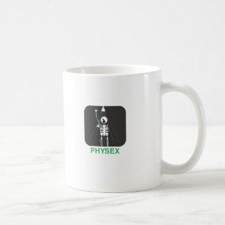 Physex Shower Coffee Mug