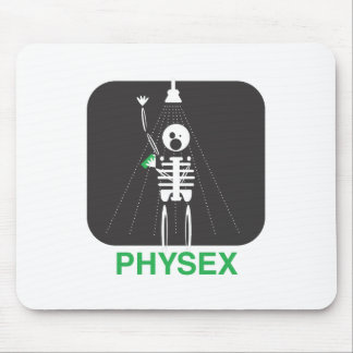 Physex Shower Mouse Pad