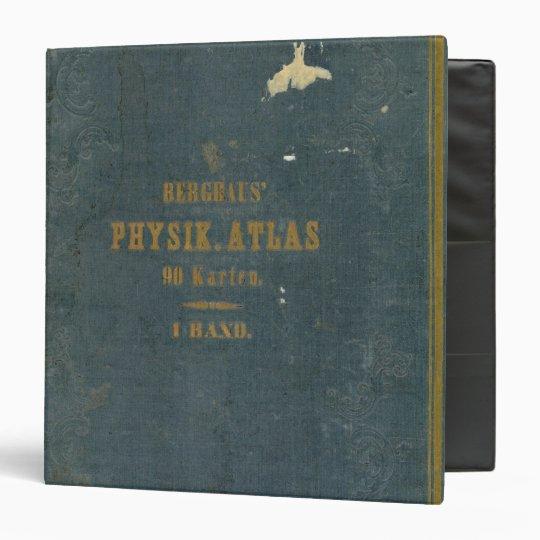 Physical Atlas version 1 3 Ring Binder