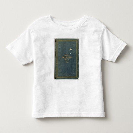 Physical Atlas version 1 Toddler T-shirt