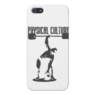 Physical Culture Bent Press Cover For iPhone SE/5/5s