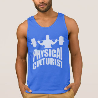Physical Culture Bodybuilding Lifting Tank Tops