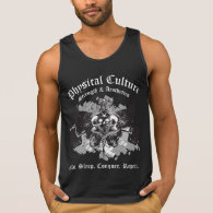 Physical Culture - Strength and Aesthetics - Crest Tank