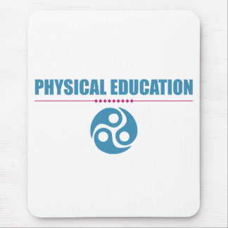 Physical Education Mouse Pad