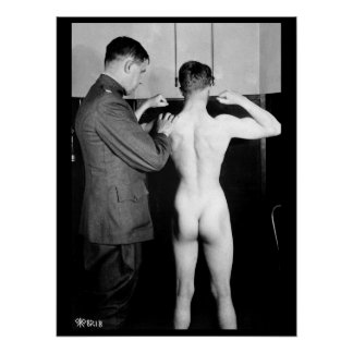 Physical examinations of_War Image Poster
