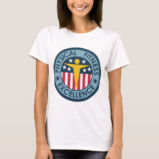 Physical Fitness Excellence T-Shirt